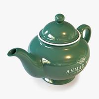 Ahmad Teapot