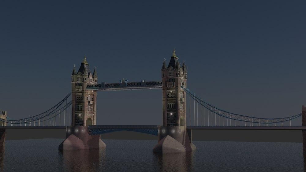 max tower bridge