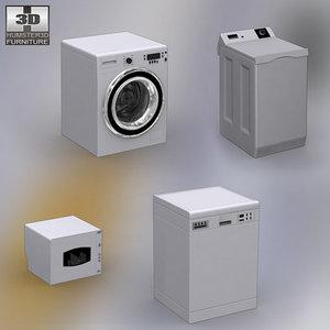 max household appliances set