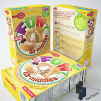 Betty Crocker Fun Da Middles Cupcake Mix