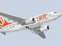 3d model b 737-700 gol