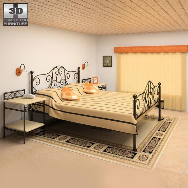 poser bedroom furniture 11 set