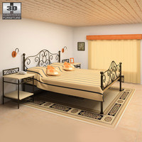 poser bedroom furniture 11 set