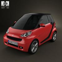 3d model car close