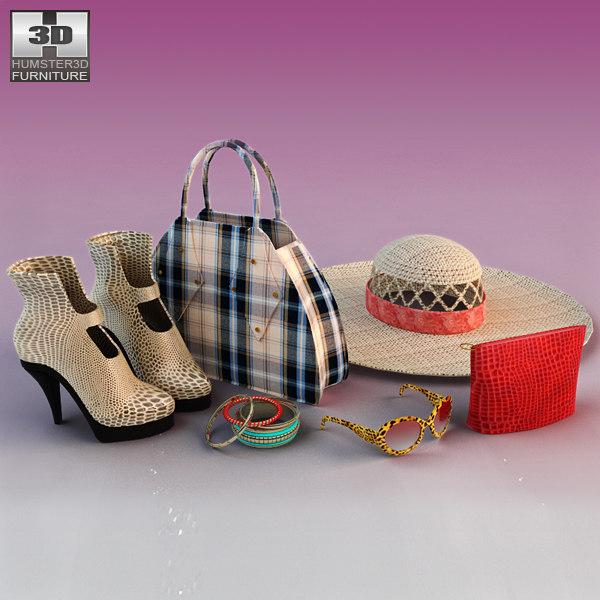 maya woman accessories