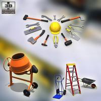3ds builder set