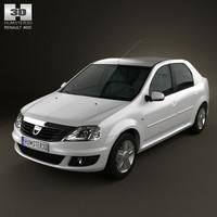 Renault Dacia Logan 2010