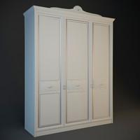 3d max cabinet bonne nuit