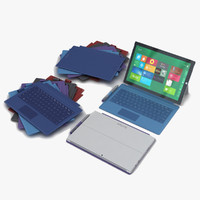 Touch Cover per Microsoft Surface Pro 3 +