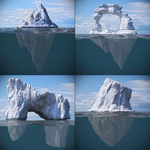 iceberg rock max