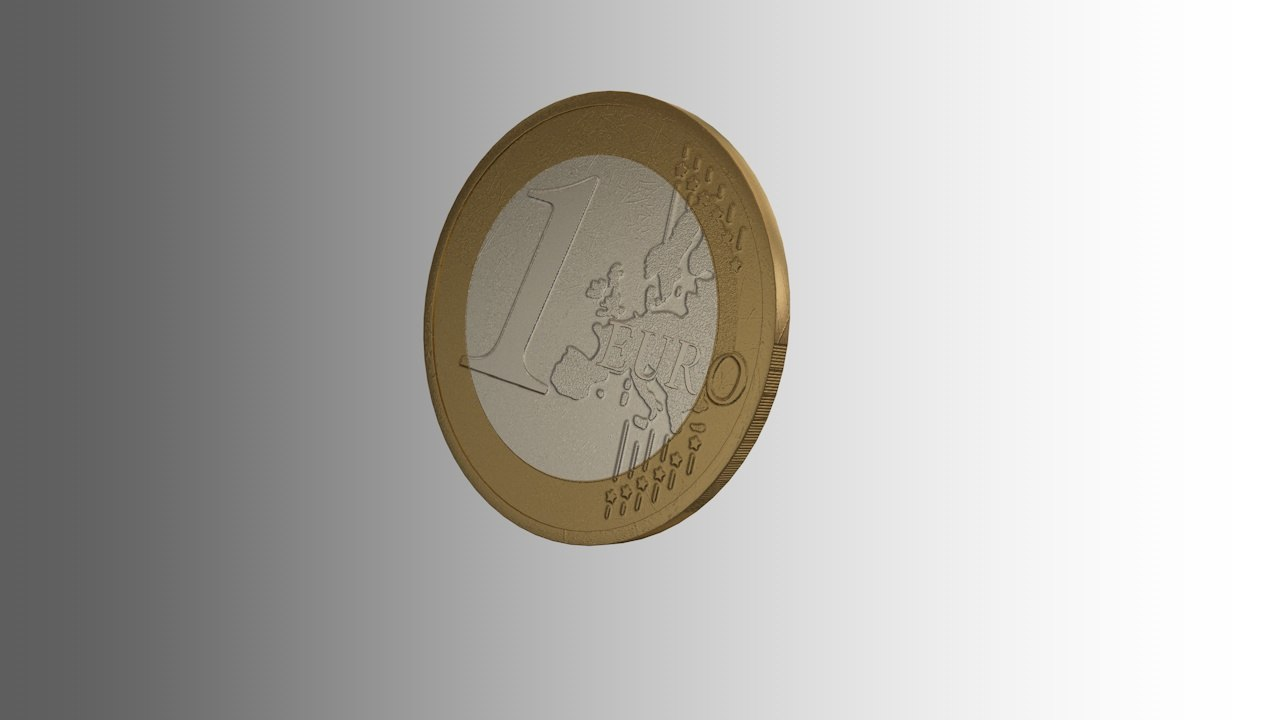 3d 1 euro