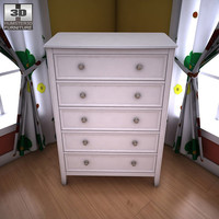 ashley caspian panel chest max