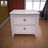 maya ashley caspian panel nightstand