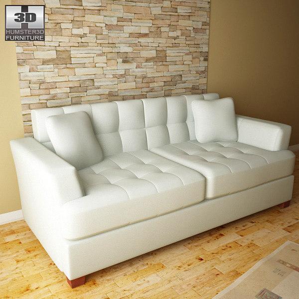 Superb Ashley Zia Spa Sofa Home Remodeling Inspirations Cosmcuboardxyz