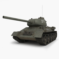 max t 34 85 tank