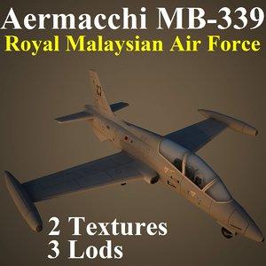 aermacchi rmf aircraft max