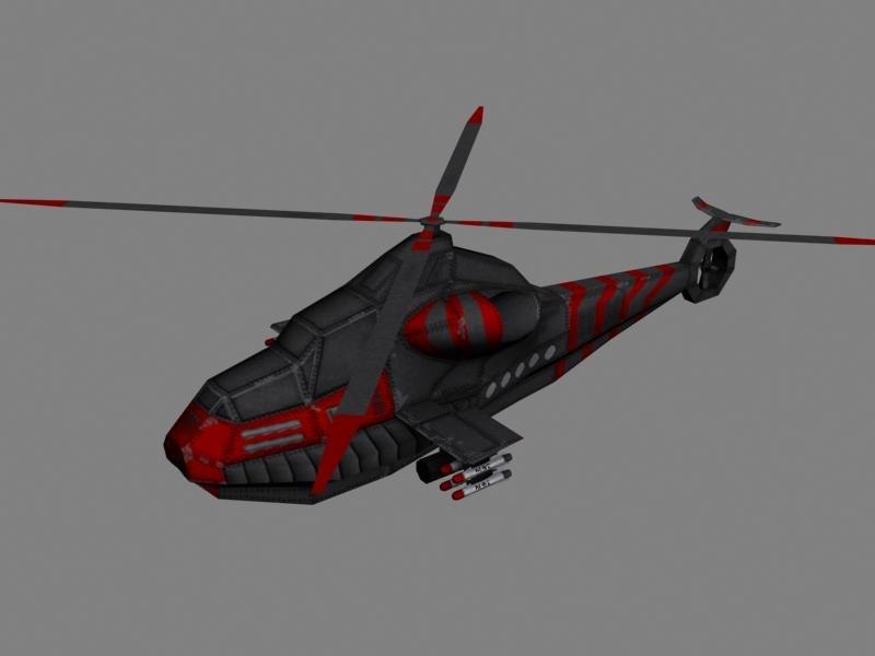 aircraft 3d obj