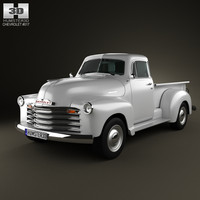Chevrolet Advance Design Pickup 1951