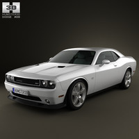 dodge srt8 challenger 3ds