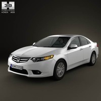 honda accord sedan 2011 3ds