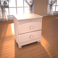 3ds max ashley cottage retreat nightstand