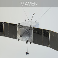 MAVEN - NASA Spacecraft