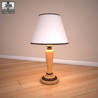 ashley stages table lamp max