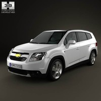car - 3d model