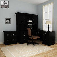 c4d home workplace furniture 06