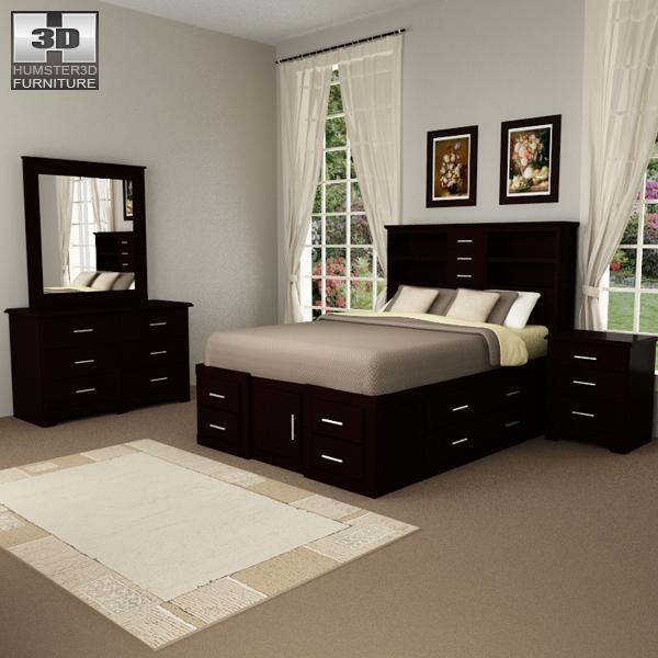 maya bedroom furniture 24 set