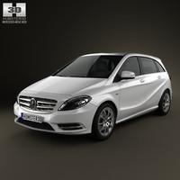 lwo mercedes-benz b-class 2012