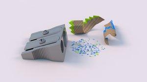 maya pencil sharpener