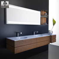 Bathroom furniture 10 Set