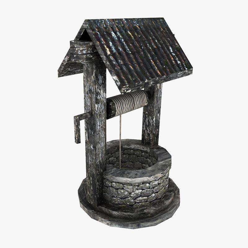 medieval polys 3d model