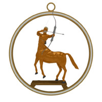blend zodiac sagittarius sign