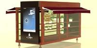 Cicek Duragi Kiosk Cabin
