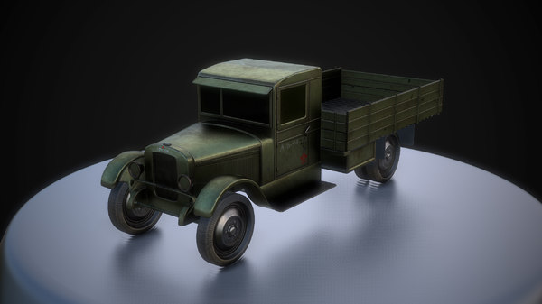 Free Military Truck 3D Models for Download | TurboSquid