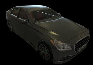 3d car lo