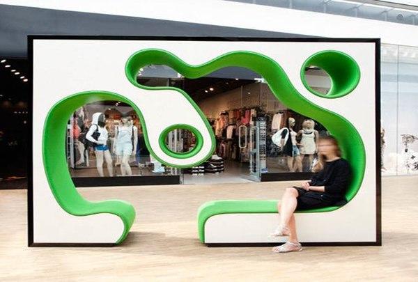 3d model conversation furniture