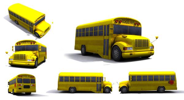 polygonal modelled 3d model