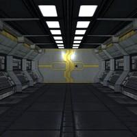 sci-fi corridor builder mht-01 max