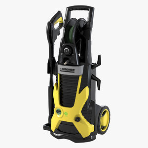 pressure washer 3d max