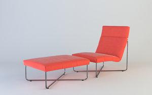 lounger chair max