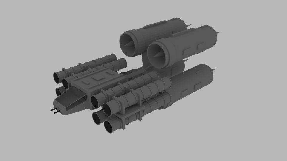 maya torpedo bomber