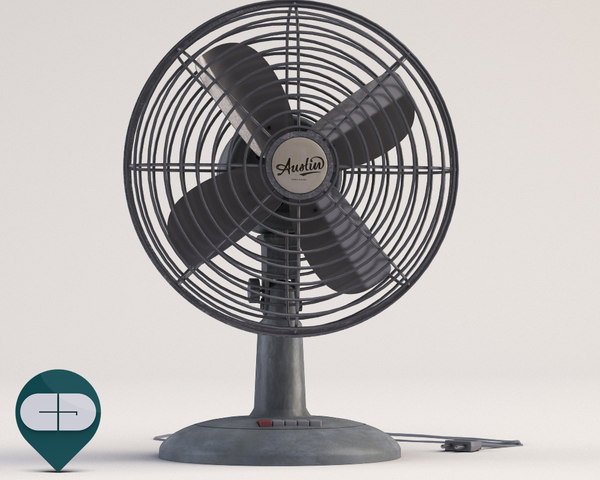 3ds max fan old