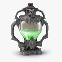 potion magic model