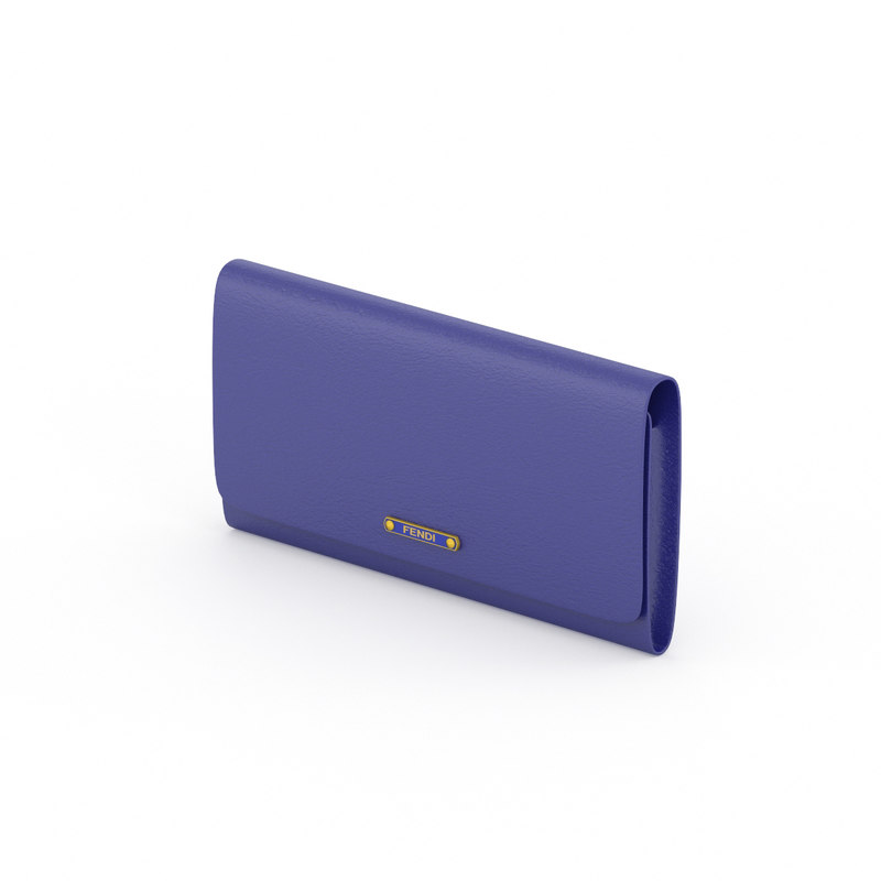 3d fendi wallet