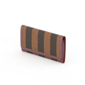 3ds max fendi wallet