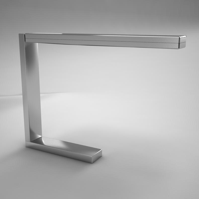 3ds max lamp scene