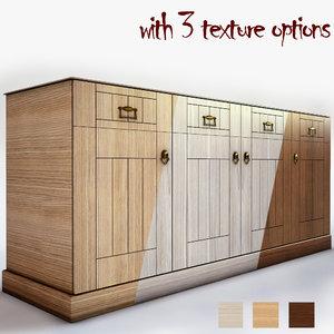 console furniture 3ds